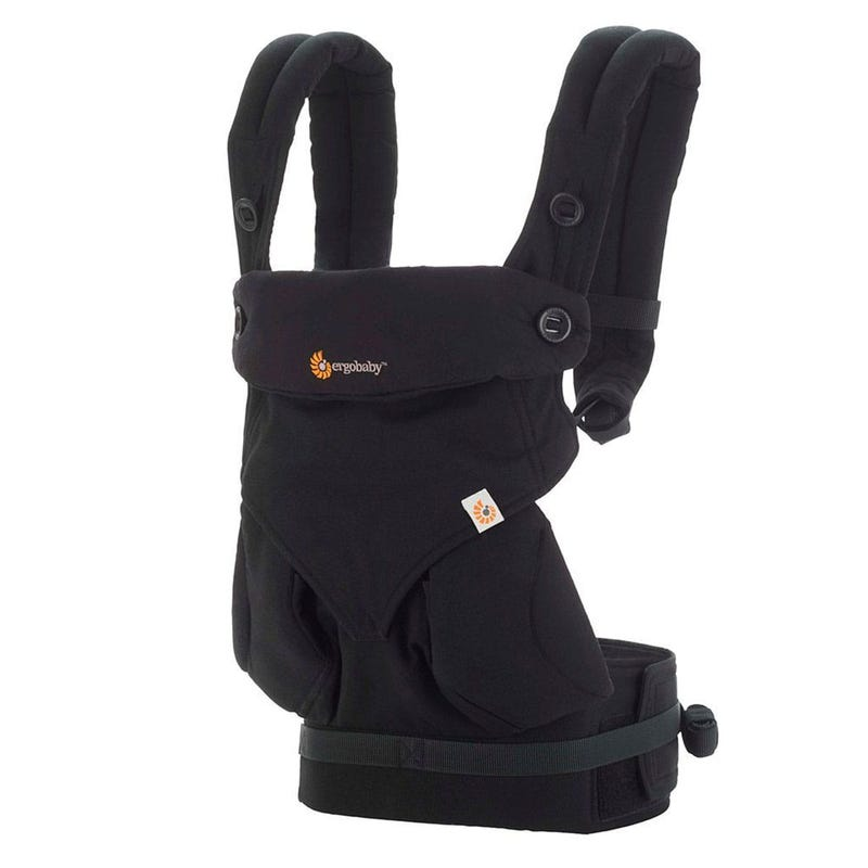 All Position 360 Baby Carrier - Pure Black