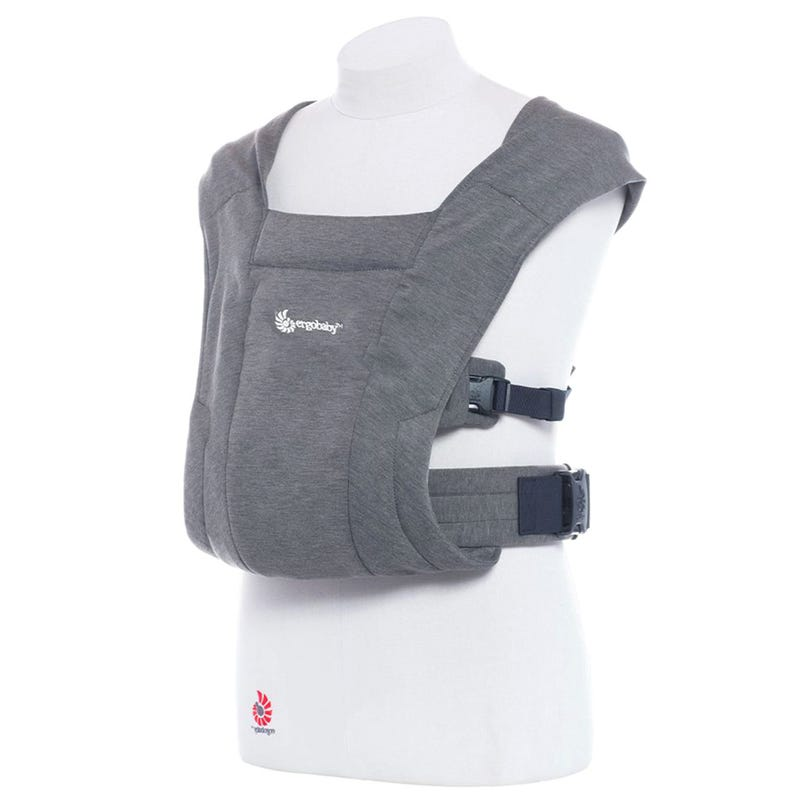Embrace Cozy Newborn Carrier - Heather Grey
