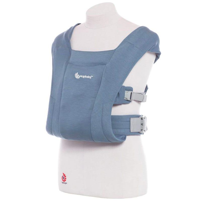 Embrace Cozy Newborn Carrier - Oxford Blue
