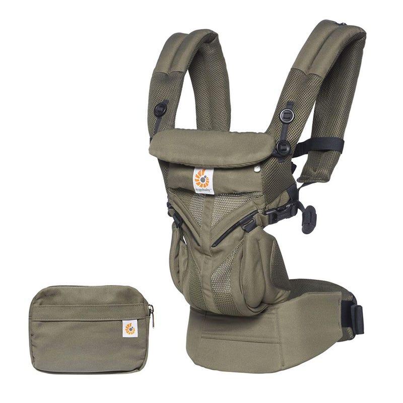 Porte-bébé Omni 360 Cool Air - Vert