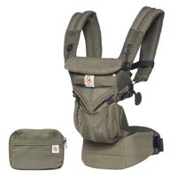 Omni 360 Baby Carrier All-in-one Cool Air Mesh - Kaki Green