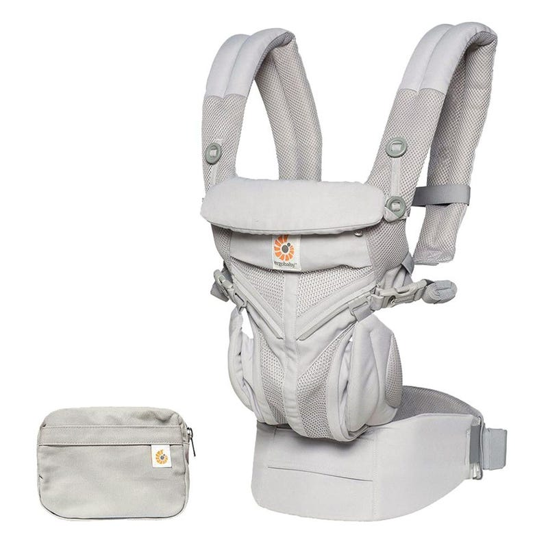 Porte-bébé Omni 360 Cool Air Mesh - Pearl Grey