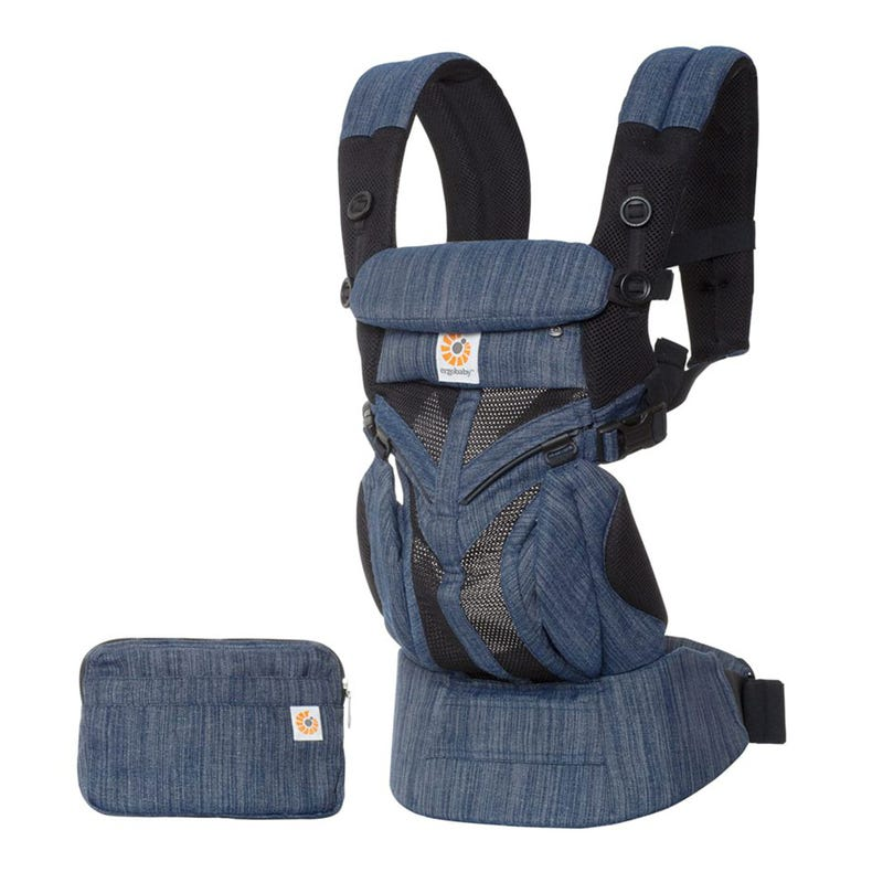Omni 360 Baby Carrier ALL-in-one Cool Air Mesh - Indigo
