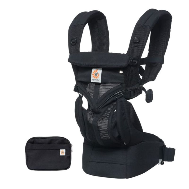 Omni 360 Baby Carrier Cool Air Mesh - Onyx Black