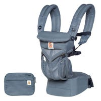 Omni 360 Baby Carrier All-in-one Cool Air Mesh - Oxford Blue