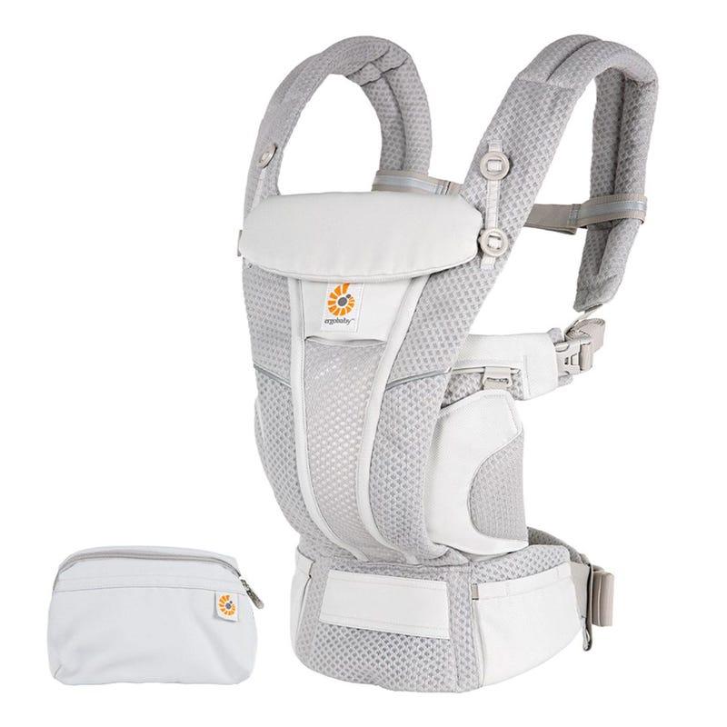 Porte-bébé 360 Omni Breeze - Gris Perle