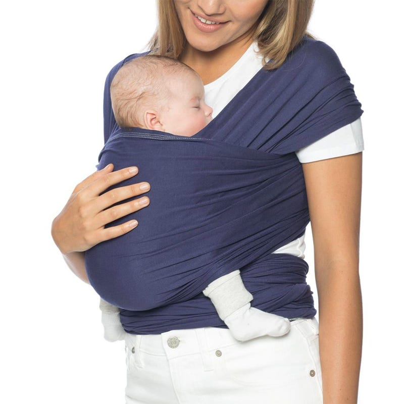 Aura Wrap Baby Carrier - Indigo