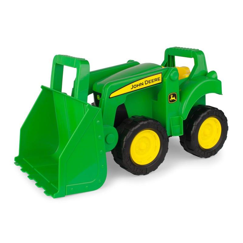 Big Scoop Tractor With Loader