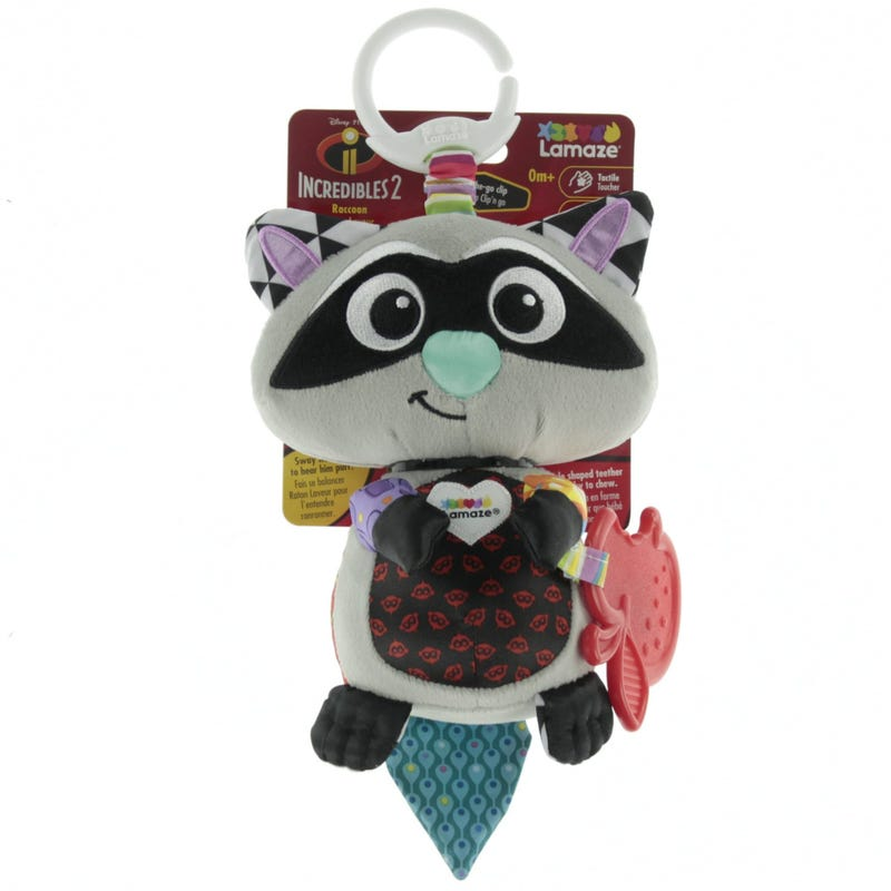 Raccoon Activity Toy