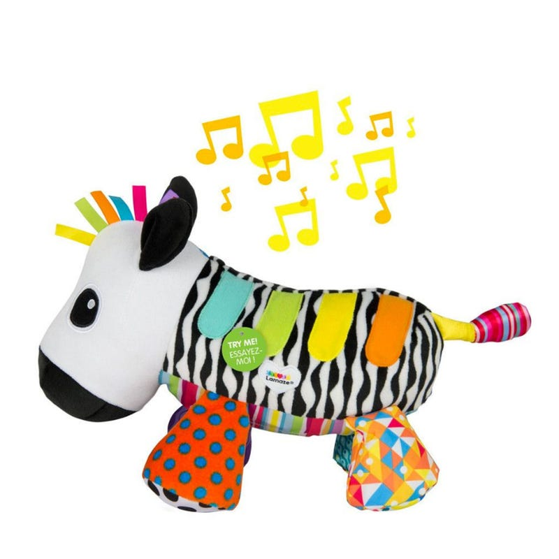 Activity Toy - Zebra