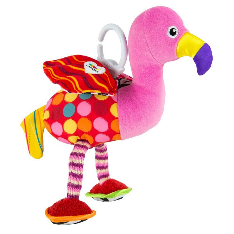 Activity Toy - Fiona The Flamingo
