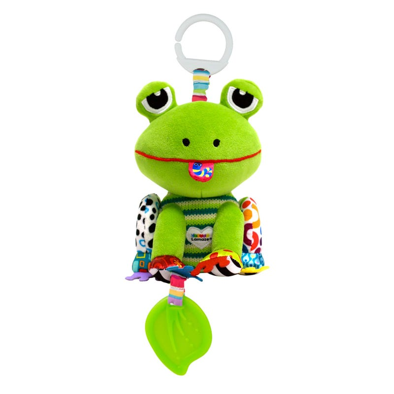 Activity Toy - Jake The Frog
