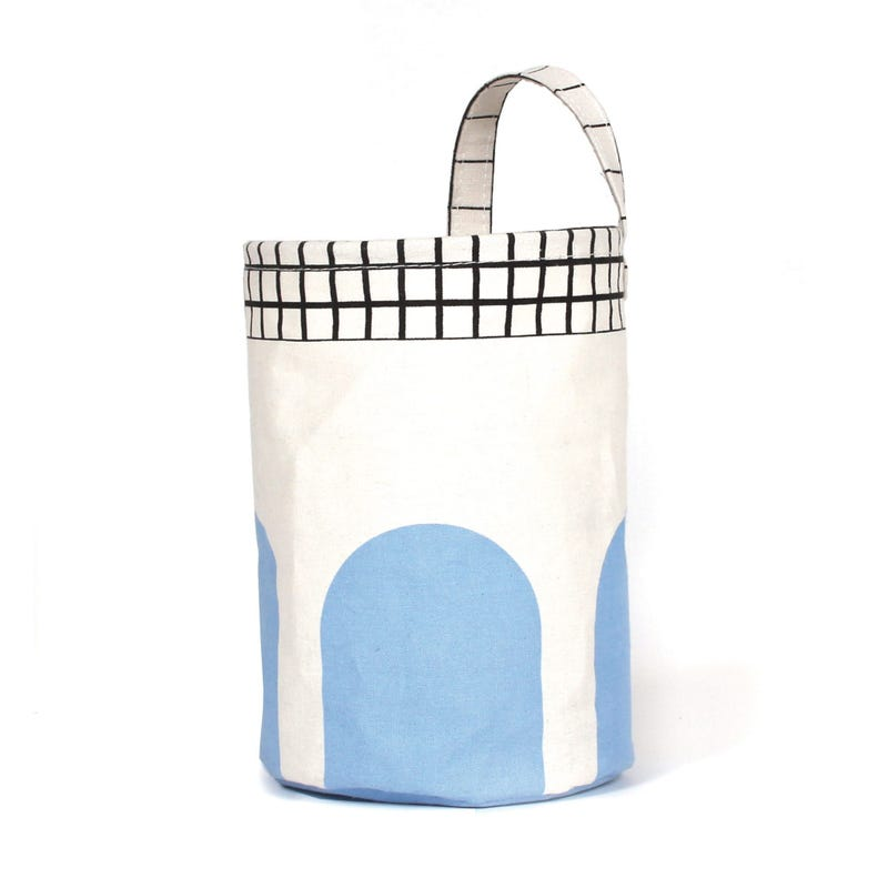 Olé Storage Basket - Blue