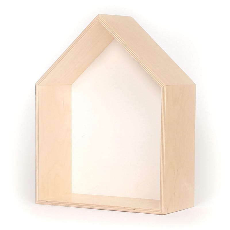 House Shelf - White