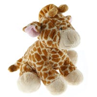 Peluche Girafe Musicale Jamie
