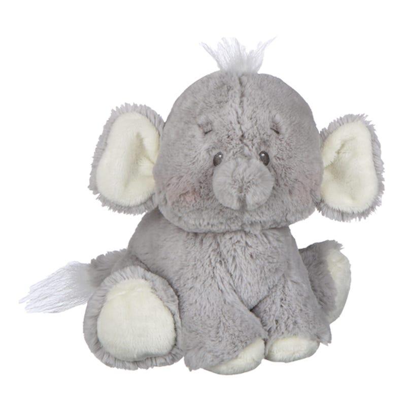 Peluche Éléphant - Gris