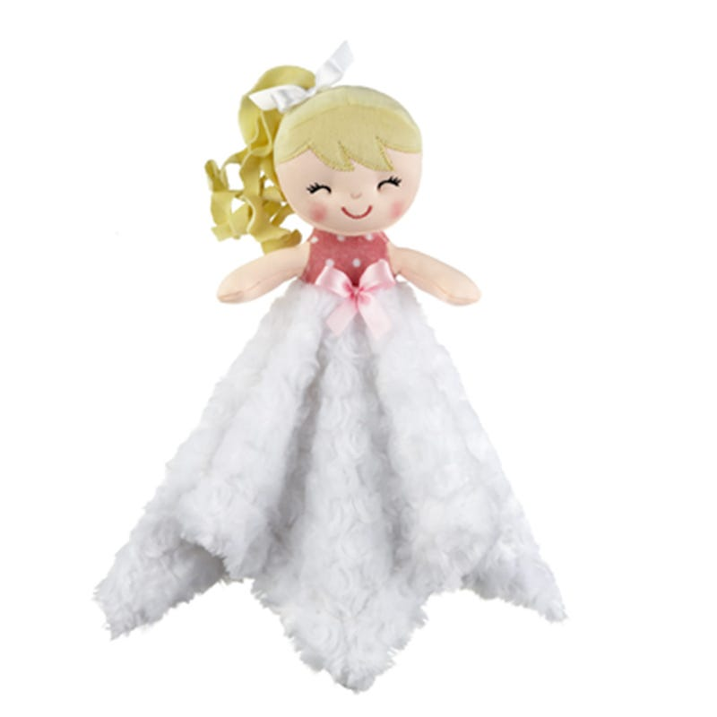 Cuddly Pal Doll - White