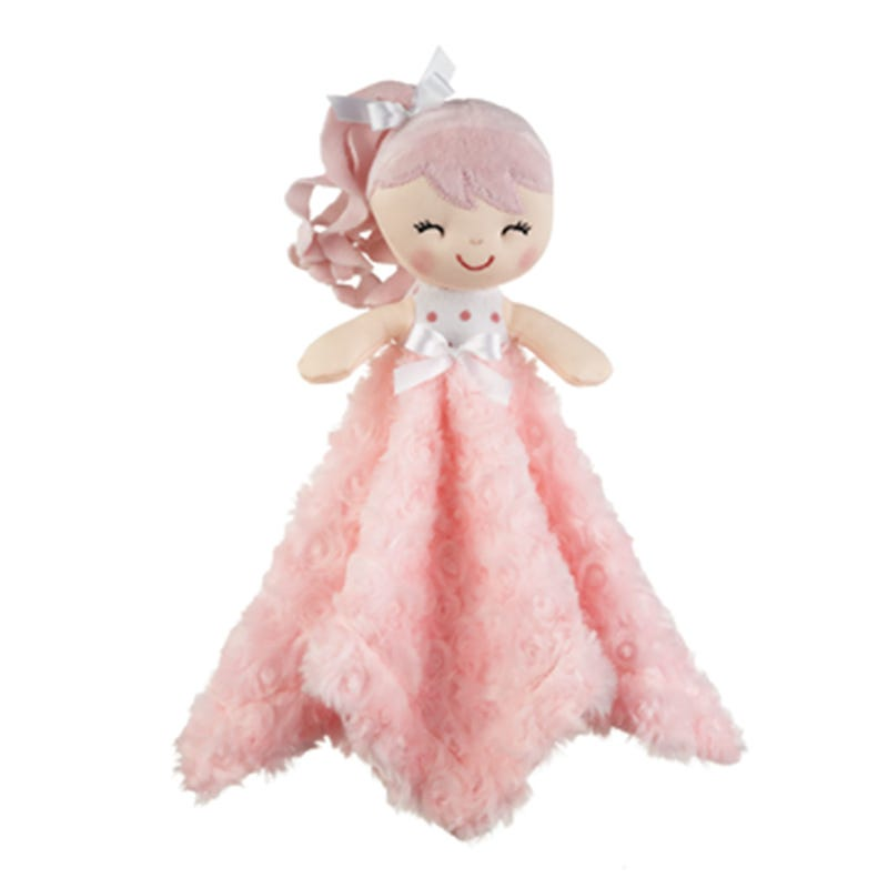 Cuddly Pal Doll - Pink