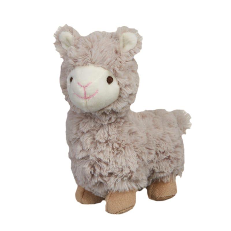 Llama Lovable Plush - Brown