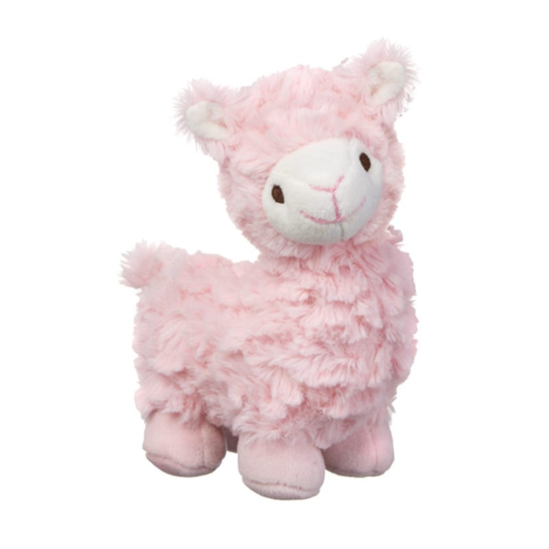 Llama Lovable Plush - Pink