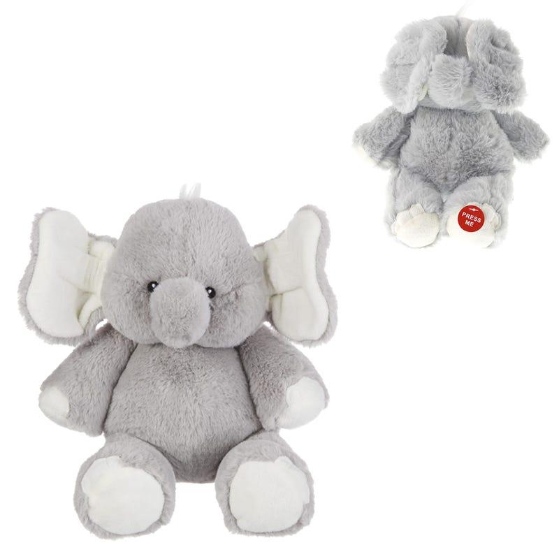 Peek-A-Boo Elephant Plush