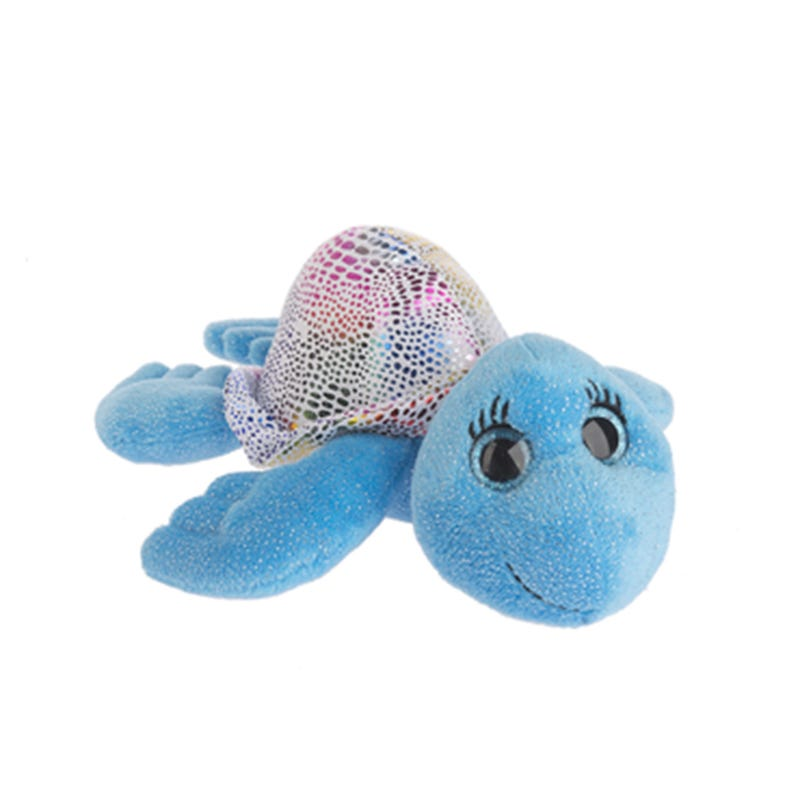 Turtle Plush - Blue