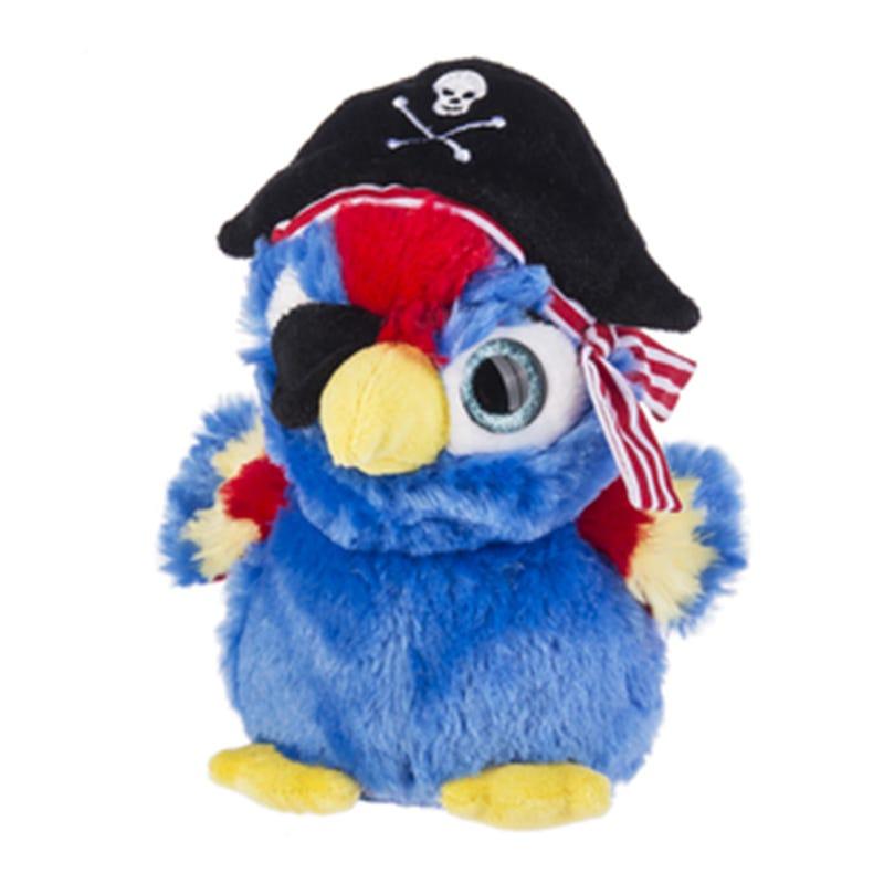 Parrot Plush - Blue