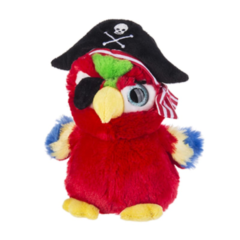 Parrot Plush - Red