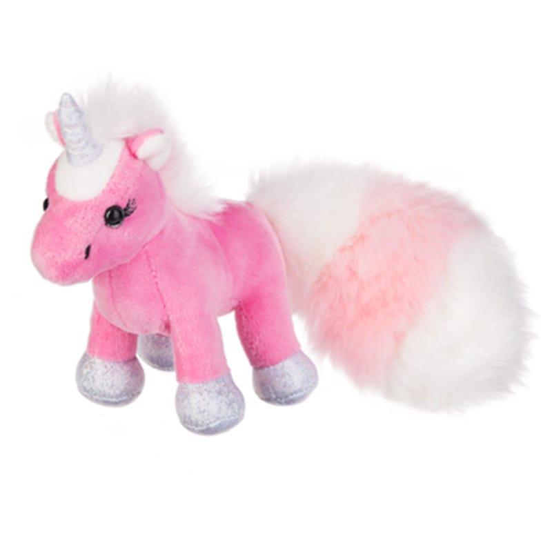 Unicorn Plush - Pink