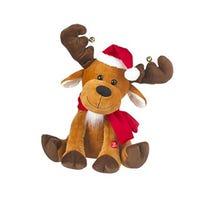 Musical Christmas Deer