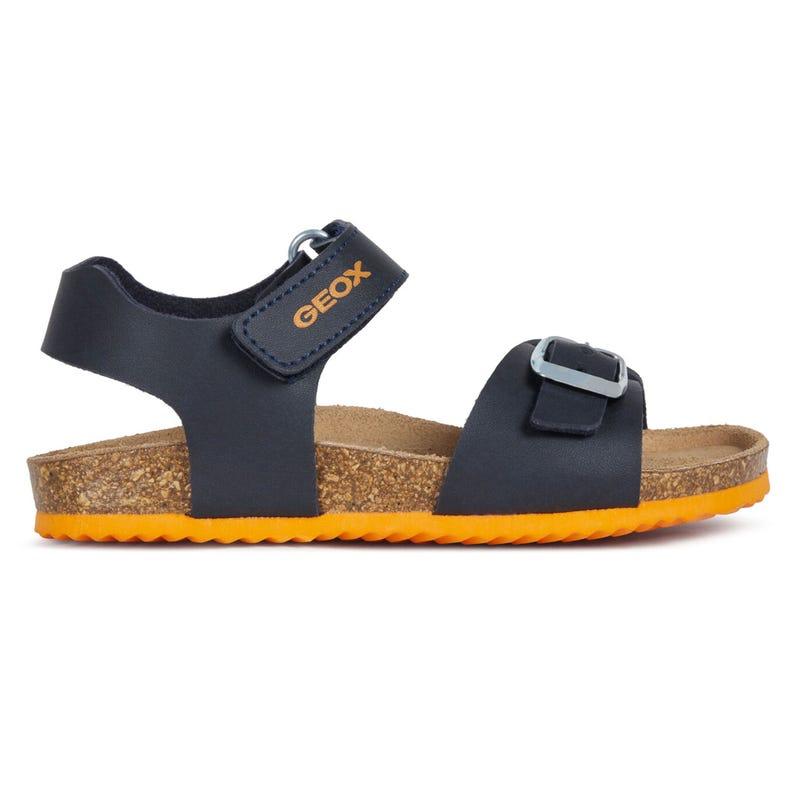 Sandale J Ghita Cuir 24-35