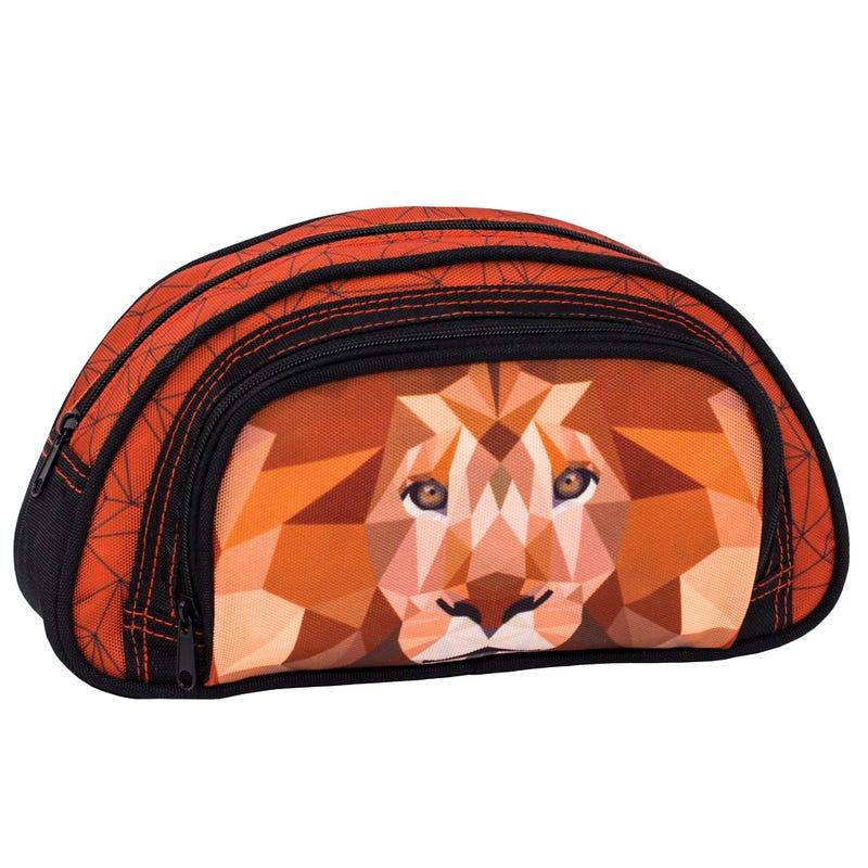 Lion Pencil Case