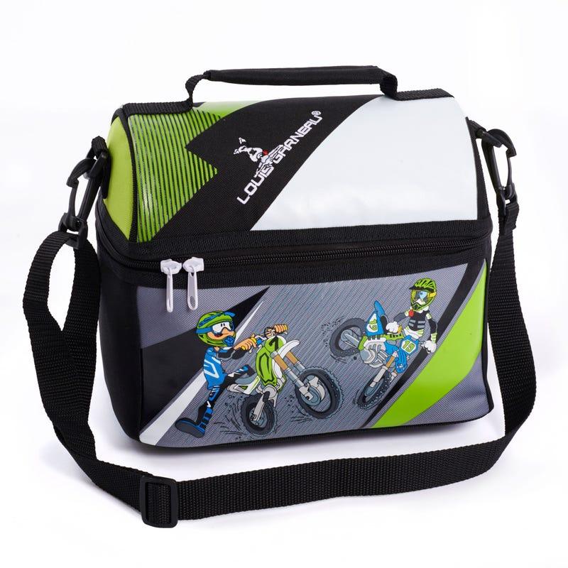 Boîte à lunch - Motocross