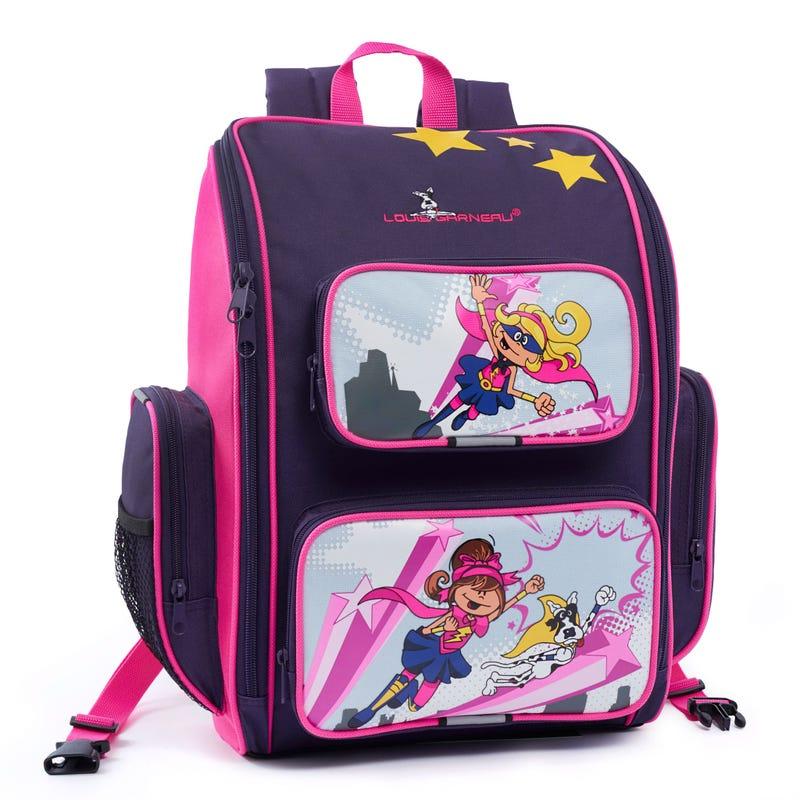 Superheros Backpack