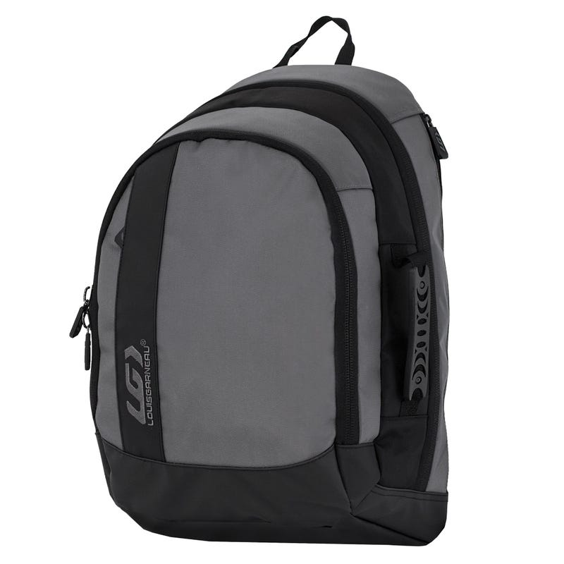 Grey Sporty Backpack