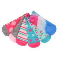 Pops Socks Size 7-9 - Set of 6
