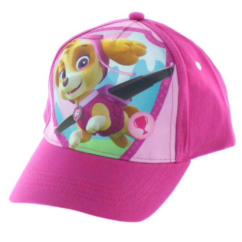 Paw Patrol Cap 4-6y - Pink