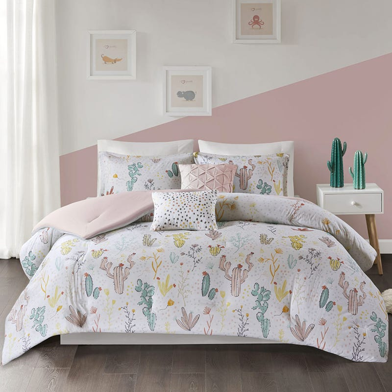 Desert Bloom Twin Comforter Set