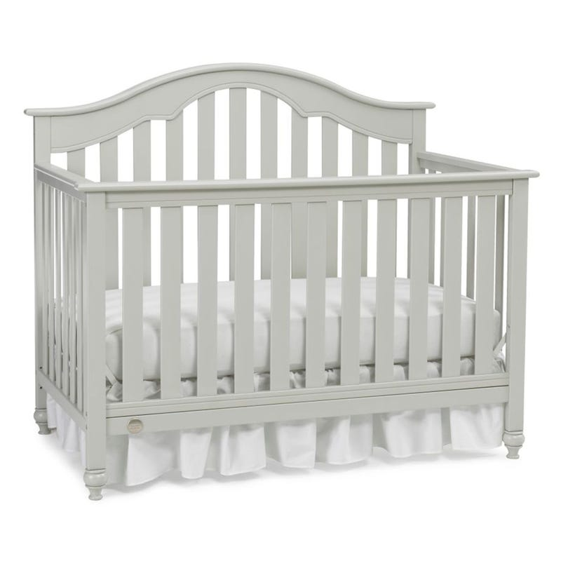 Convertible Crib - Grey