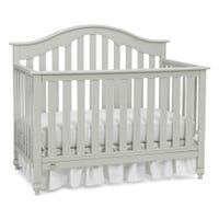Convertible Crib - Grey