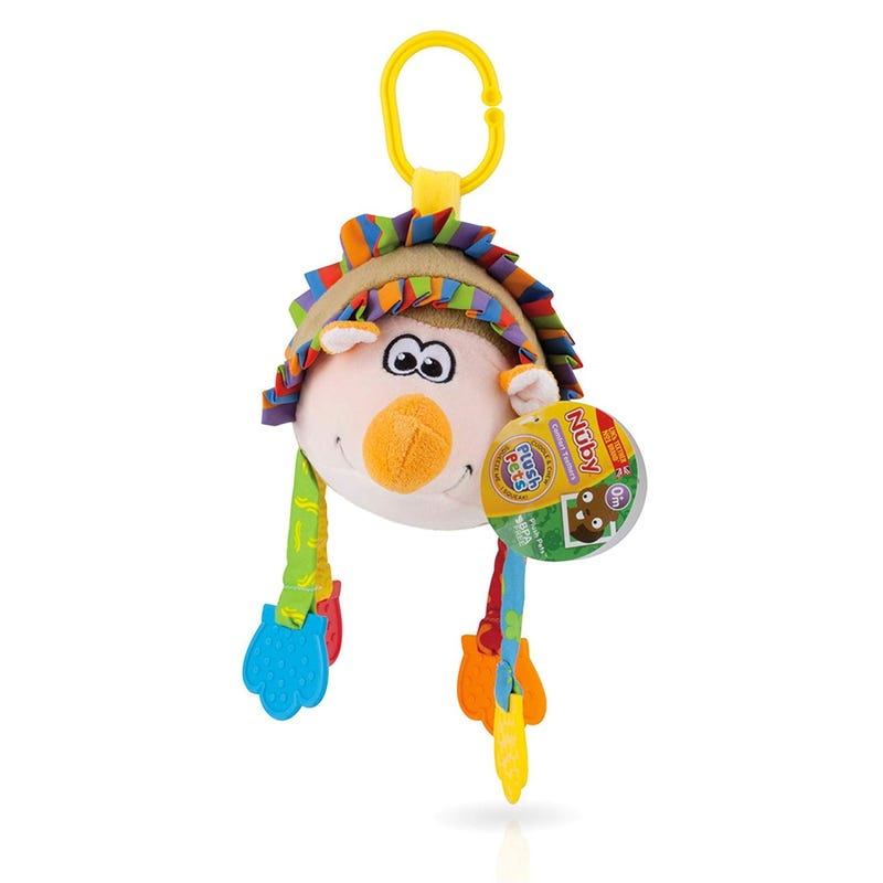 Activity Toy Nuby - Hedgedog