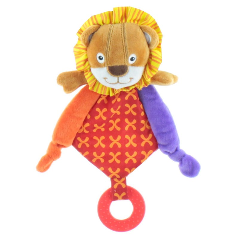 Teething Blanket - Lion