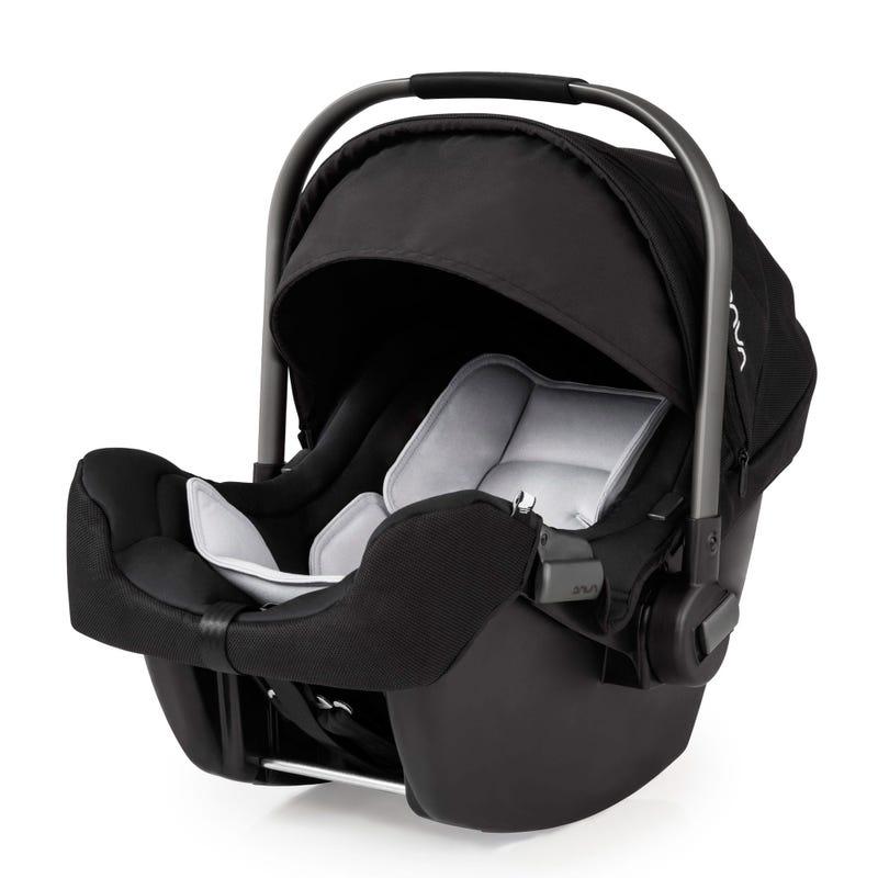 Nuna Pipa Car Seat 4-35lbs - Black