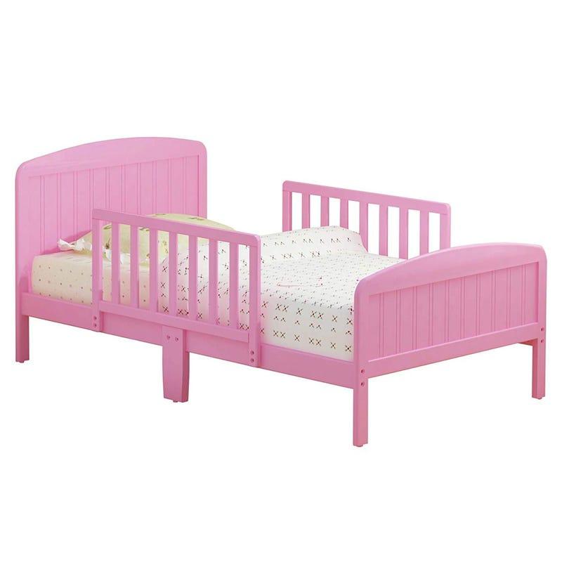 Toddler Bed - Pink