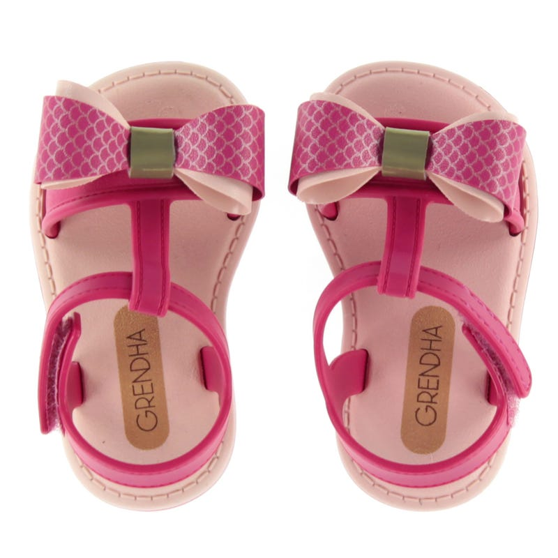 Sweet Baby Sandals Sizes 5-9 - Pink