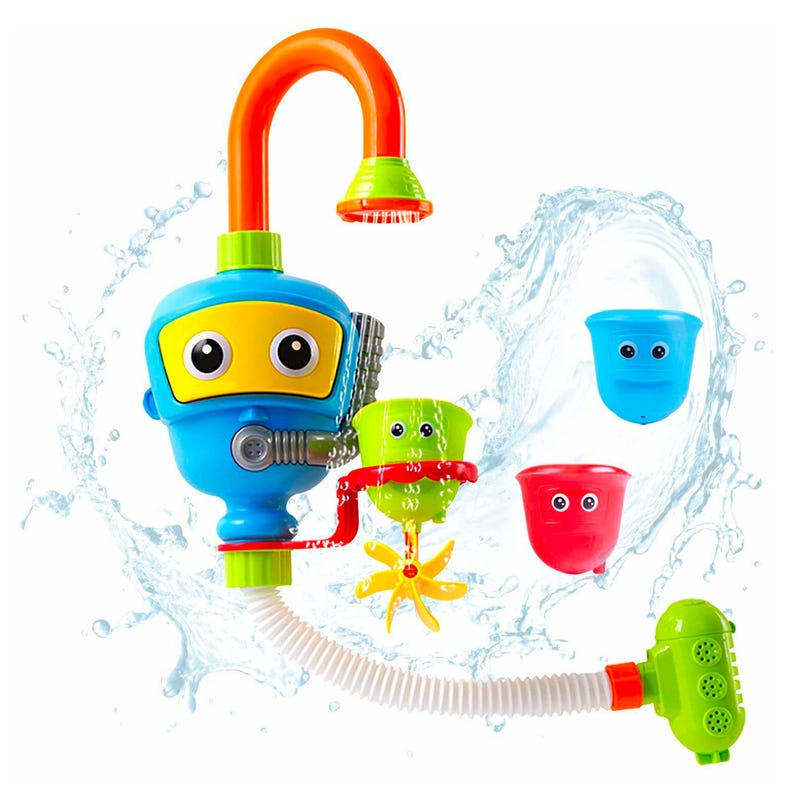 Robot Bath Toy