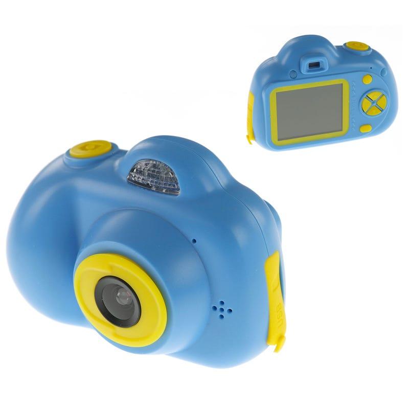 Caméra Digitale pour Enfant - Bleu