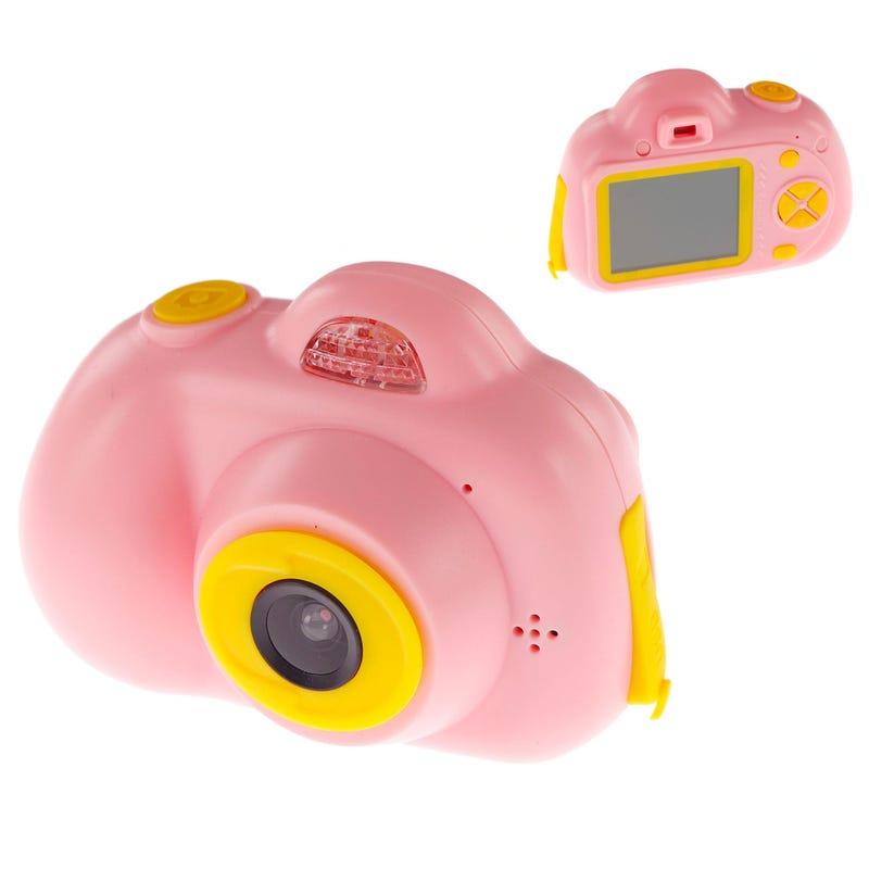 Caméra Digitale pour Enfant - Rose