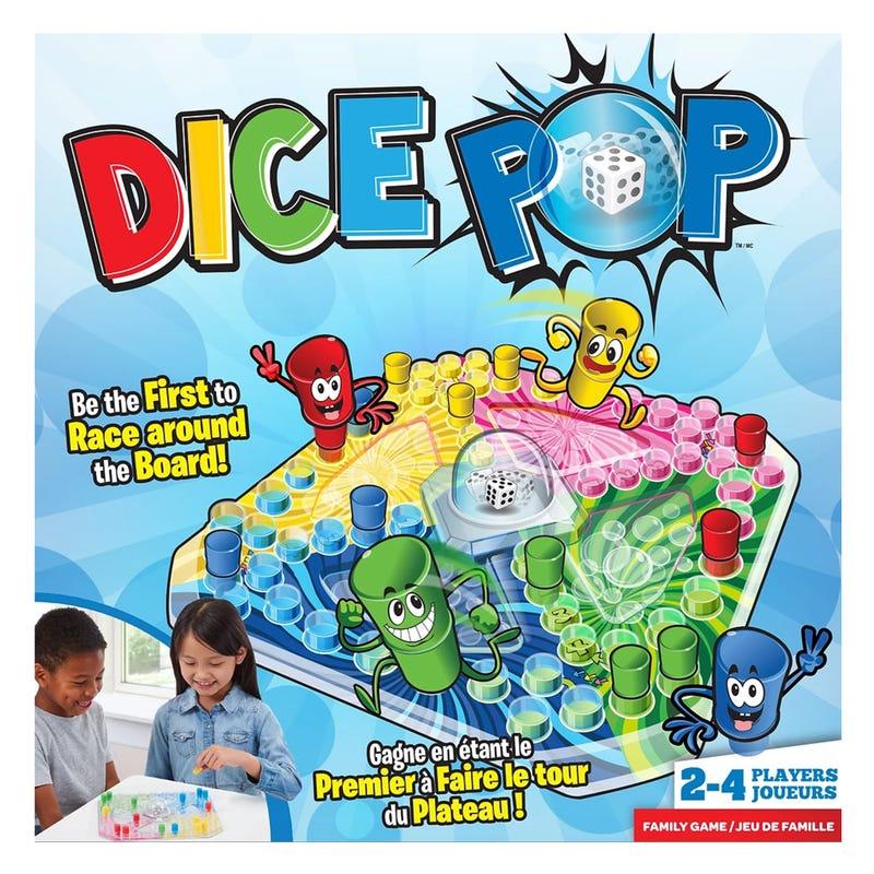 Board Game - Dice Pop