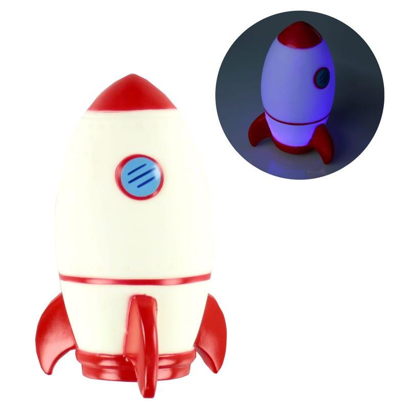 Veilleuse fusée